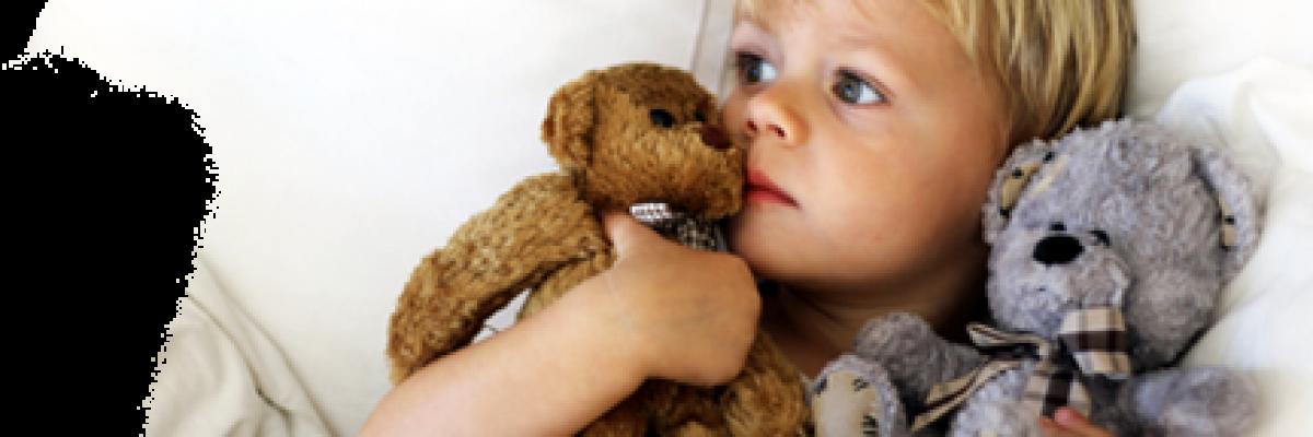 Gyerekeknél is fennállhat pajzsmirigyprobléma