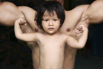 Alacsony tesztoszteronszint is állhat a férfias alkat hiányában
