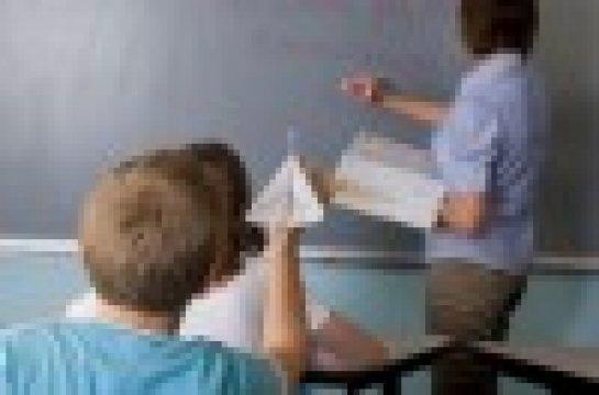 Koncentrációzavar az iskolában- nem mindig az érdektelenség a hibás