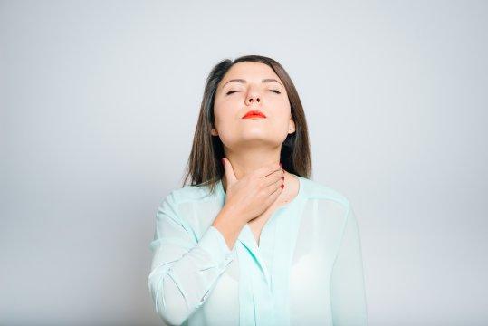 Nyelési nehézség- pici szerv, nagy gond