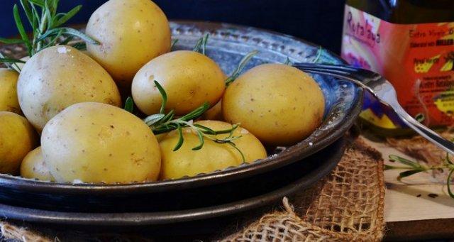 Ehetek burgonyát IR-esként?
